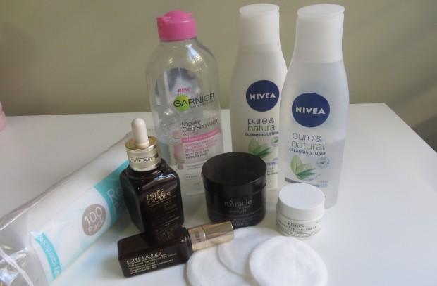 Skin care - Nivea, Garnier, Philosophy, Keihl's, Estée Lauder